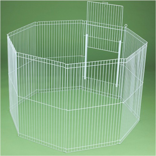 Clean Living Small Animal Playpen Houndabout