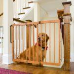 Wood Pet Gate