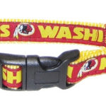 Washington Redskins NFL Dog Collar