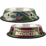 Washington Redskins Dog Bowl