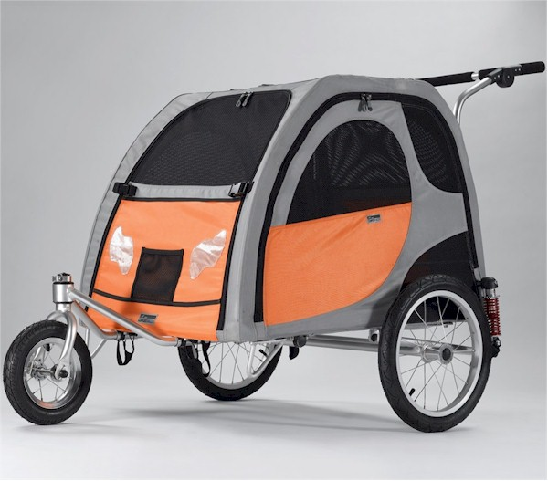 Comfort Wagon Bicycle Pet Trailer