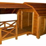 Merry Pet Products Barn Dog House