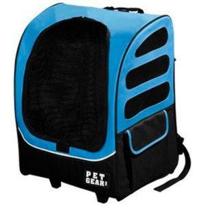 I-GO Plus Traveler Pet Carrier (Ocean Blue)