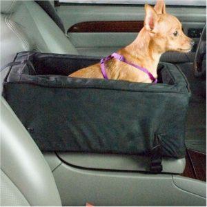 Luxury Console Dog Car Seat