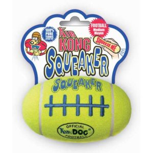 KONG AirDog Air Squeaker Football
