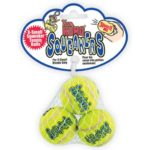 The KONG AirDog Squeakair Ball