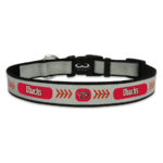 Arizona Diamondbacks Reflective Nylon Dog Collar Size Large
