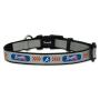 Atlanta Braves Reflective Nylon Dog Collar Size Toy