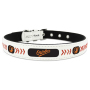 Baltimore Orioles Classic Leather Large Baseball Collar