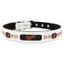 Baltimore Orioles Classic Leather Medium Baseball Collar