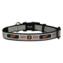 Baltimore Orioles Reflective Nylon Dog Collar Size Toy