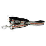 Chicago White Sox Reflective Nylon Dog Leash Size Large