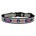 Cleveland Indians Reflective Nylon Dog Collar Size Large