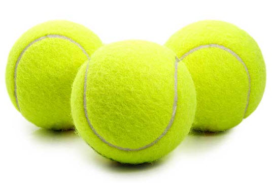 Is The Felt On Tennis Balls Bad For Dogs Houndabout