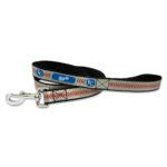 Kansas City Royals Reflective Nylon Dog Leash Size Large