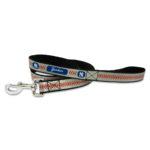 New York Yankees Reflective Nylon Dog Leash Size Large