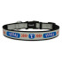 Texas Rangers Reflective Nylon Dog Collar Size Large