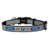 Texas Rangers Reflective Nylon Dog Collar Size Toy