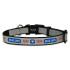 Toronto Blue Jays Reflective Nylon Dog Collar Size Small