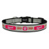 Washington Nationals Reflective Nylon Dog Collar Size Large