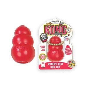 King Kong Red 6""