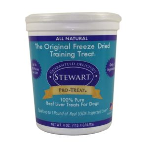 Stewart Pro-Treat Freeze Dried Beef Liver