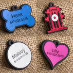 Silidog Silent Pet ID Tags
