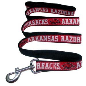 Arkansas Razorbacks Dog Leash