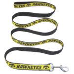 Iowa Hawkeyes Dog Leash