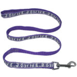 Kansas State Wildcats Dog Leash