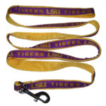 Louisiana State University Dog Leash