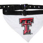 Texas Tech Red Raiders Dog Collar Bandana