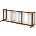 Bay Isle Freestanding Pet Gate